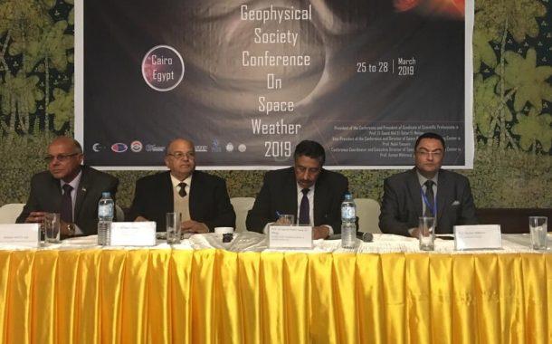العلميين تفتتح المؤتمر الدولى الافريقى للطقس الفضائي