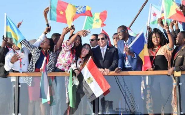 السيسي فى افتتاح ملتقى أسوان: الصراعات أرهقت أفريقيا