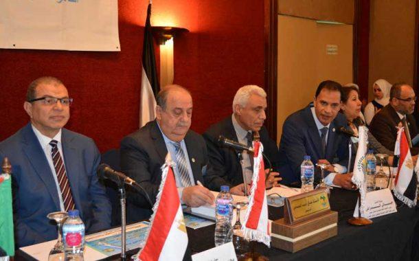 هشام رضوان امام مؤتمر المنظمة العربية: يدعو  للتكامل ومناقشة قضايا التعليم بالوطن العربي