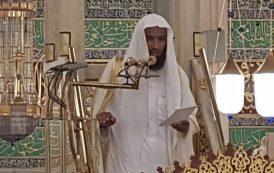 خطيب المسجد النبوي يتحدث عن أفضل الأعمال والطاعات فى شعبان