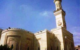 تاريخ: المسجد العباسي بمدينة شبين الكوم بمحافظة المنوفية