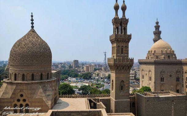 تاريخ: مسجد قاني باي الرماح بالقلعة