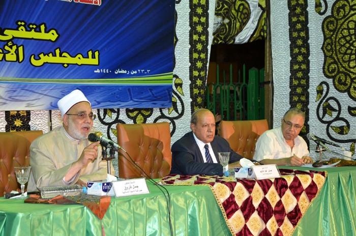 عظمة اللغة العربية وخلودها ومكانتها ترجع إلى ارتباطها بالقرآن الكريم