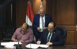 وزارة الشباب والرياضة توقع بروتوكول تعاون لاكتشاف المواهب الرياضية في كرة القدم