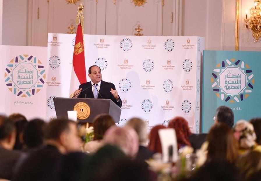 السيسي عن صفقة القرن: هل تتصورون إن أنا ممكن أفرط.. ولا أحد يستطيع فعل شيء ضد إرادة المصريين