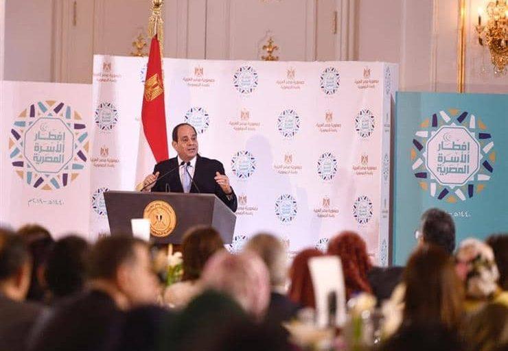 اطلق مبادرة جديدة للصحة.. السيسي يدعو إلى أجراء انتخابات المحليات.. ويؤكد: مصر ستبقى قوية وتزداد تقدمًا