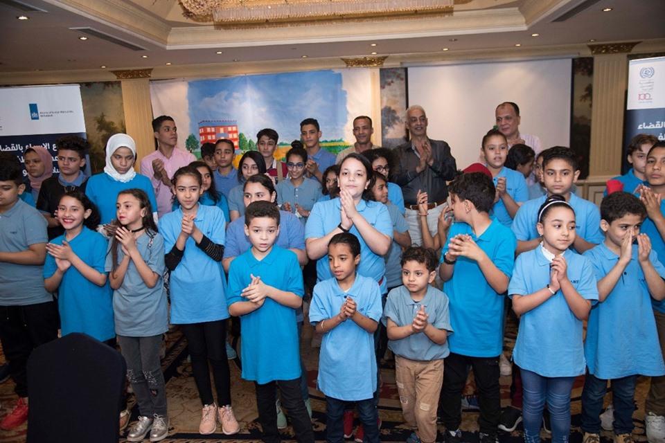 وزارة التضامن تحتفل باليوم العالمى لمناهضة عمل الاطفال