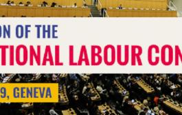 معلومات وارقام حول مؤتمر العمل الدولى الدورة رقم 108