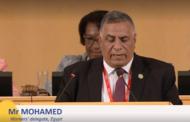فى مؤتمر العمل الدولى: مصر تدعو العالم للتعاون معها من اجل دحر الارهاب الاسود