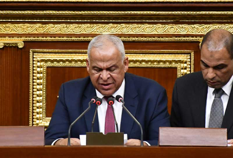 النواب يوافق على مشروع قانون يهدف الى وضع ضوابط واضحة لاستغلال ثروة مصر المعدنية