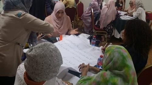 """منظمة المراة العربية: تبدا دورة تدريبية حول """"تمكين المرأة الريفية لتعزيز التنمية الاقتصادية المستدامة في المناطق الريفية"""" بالمغرب"""