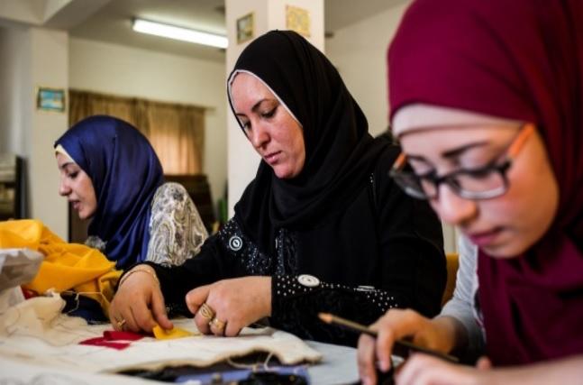 رانيا .. نموذج مشرف للمراة العاملة المصرية
