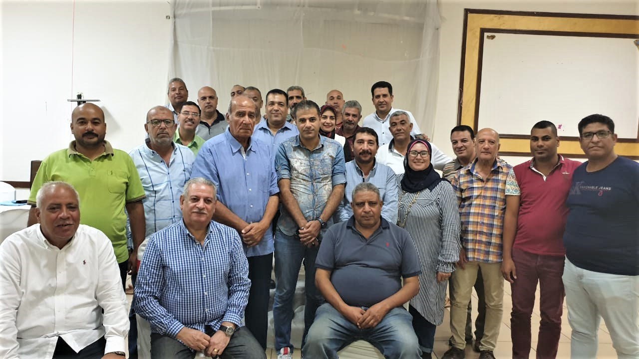 """""""اتحاد عمال بورسعيد"""".. يتصدى للاشاعات الكاذبة و الإعلام المضلل"""