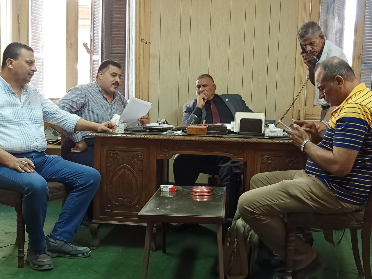 فى الدورة التثقيفية بالاسكندرية: عمال التجارة يدينون استهداف كمين التفاحة
