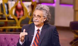 دكتور حسين خيرى، نقيب اطباء مصر