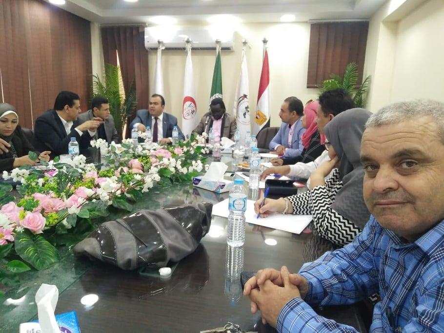 """16 اكتوبر """"المؤتمر العربى الافريقى لفتح افاق التصدير"""" بحضور وزراء وسفراء وجاليات افريقية"""