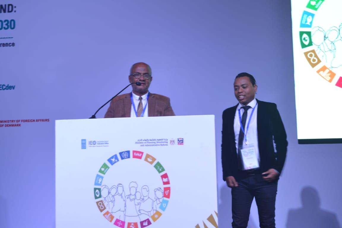 سكرتارية شباب العمال بالبحر الاحمر وبحضور 600 شخصية من 117 دولة انطلاق فعاليات النسخة السادسة لمؤتمر قدرات التقييم الوطنية