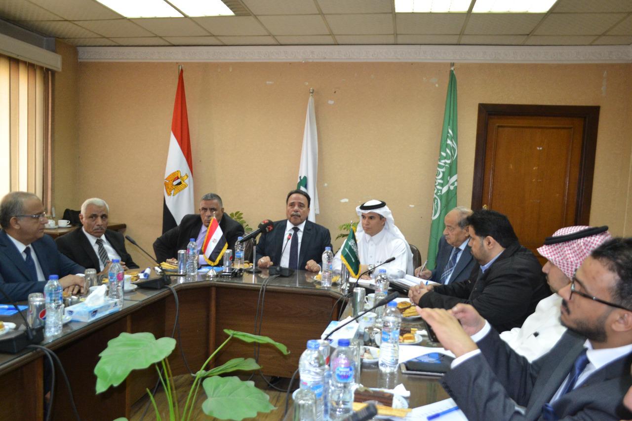 المباحثات العمالية بمصر والسعودية تؤكد على قوة الروابط الاخوية
