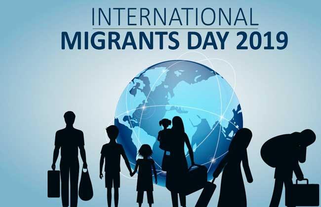 فى اليوم العالمى للمهاجرين: البناء والاخشاب تؤكد التضامن الكامل مع قضايا المهاجرين فى كافة البلدان