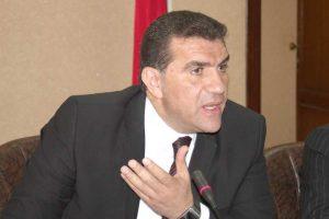 الكيميائى عماد حمدى رئيس النقابة العامة للكيماويات