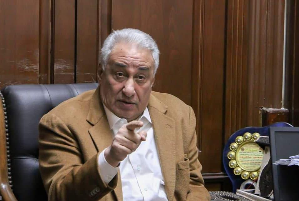 """تلبية لدعوتهم.. """"عاشور"""" يلتقي محامي مركز إمبابة .. 23 يناير"""