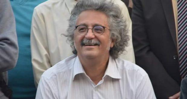 دكتور حسين خيرى، نقيب الاطباء