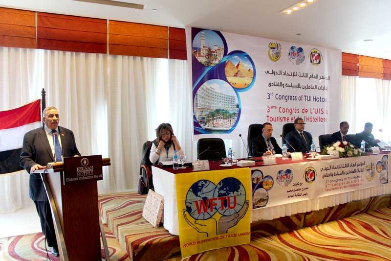 وهب اللـه: الرئيس السيسى يولى اهتماما كبيرا بقطاع السياحة والارتقاء بمستوى الخدمات السياحية