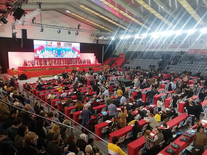 المراغى أمام مؤتمر عمال البرتغال: المشروعات العملاقة وفرت المزيد من فرص العمل