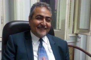 الدكتور خالد العامرى نقيب البيطريين