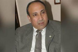 الدكتور فتحى ندا، رئيس نقابة المهن الرياضية