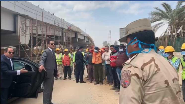 رئيس اتحاد العمال: الرئيس السيسى منحاز للعمال منذ توليه السلطة